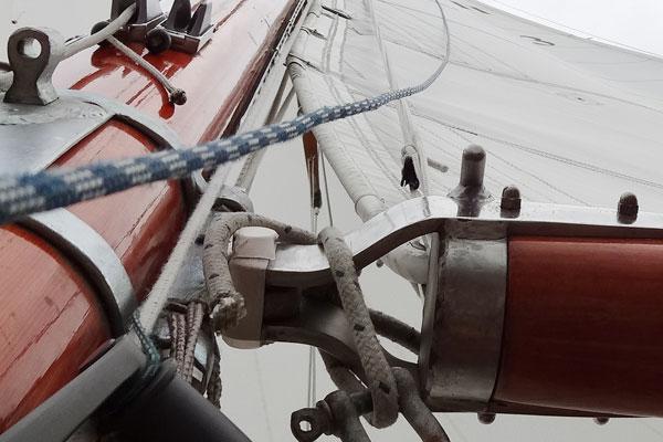 technische Erweiterung an Yacht und Boot